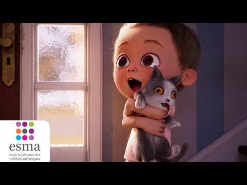 Molly et son chat - ESMA 2021 (Teaser)