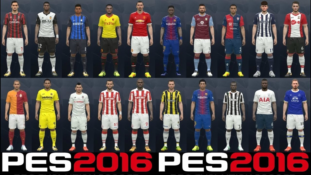 نتيجة بحث الصور عن ‪PES 2016 Option File de Transferências 02/09 PTE PATCH 6.0 DOWNLOAD PC‬‏