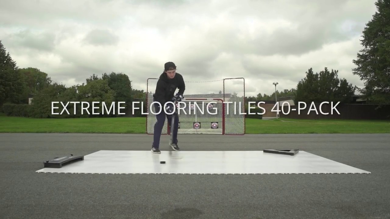 Extreme flooring tiles 40 pack better hockey youtube extreme flooring tiles 40 pack better hockey dailygadgetfo Images