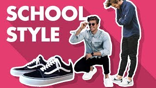 Men's Back to School Style Essentials [Teen, High School, & College Guys]