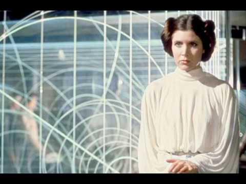 Carrie Fisher / Princess Leia on Fresh Air (11/28/16)