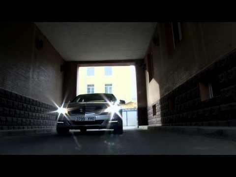 """""""Deutsche Gotter"""" Mercedes Benz S-Class  (туршилт хувилбар)"""