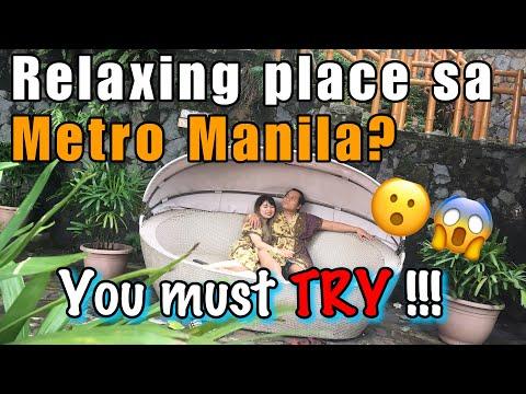 RELAXING PLACE SA METRO MANILA?! SAAN NGA BA ITO? MUST WATCH!