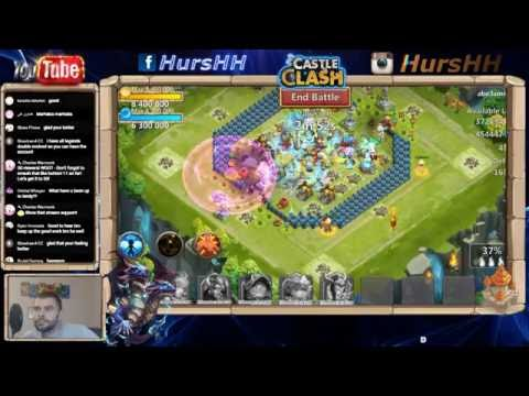 Castle Clash: Torch Battles!