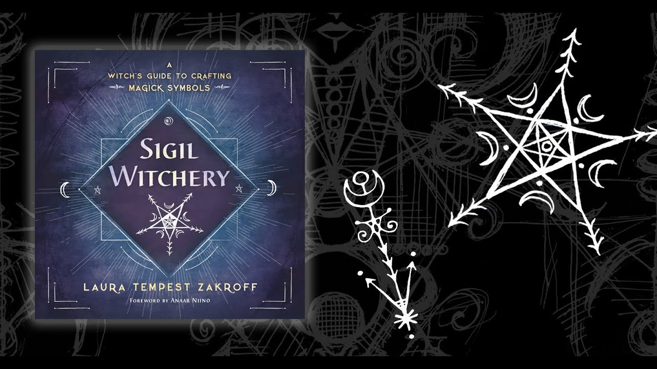 6 Minutes of Witchcraft with Laura Tempest Zakroff: Effective Sigil Witchery & Magick