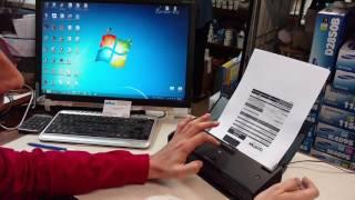 OLIAR Brother2- Te43834200 Escáner ADS1000w escaneo a pen drive -escaneo doble faz