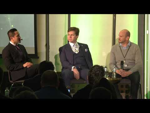 Bitcoin SV: The Blockchain For Business Panel Discussion
