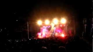 Ibiza IMS Grand Finale Festival 2012 - CARL COX (Dalt Vila, Ibiza Old Town)