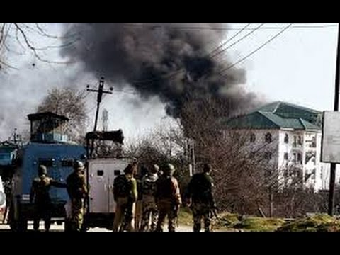 Pampore Attack | Counter Terror Operations Underway | Full Video