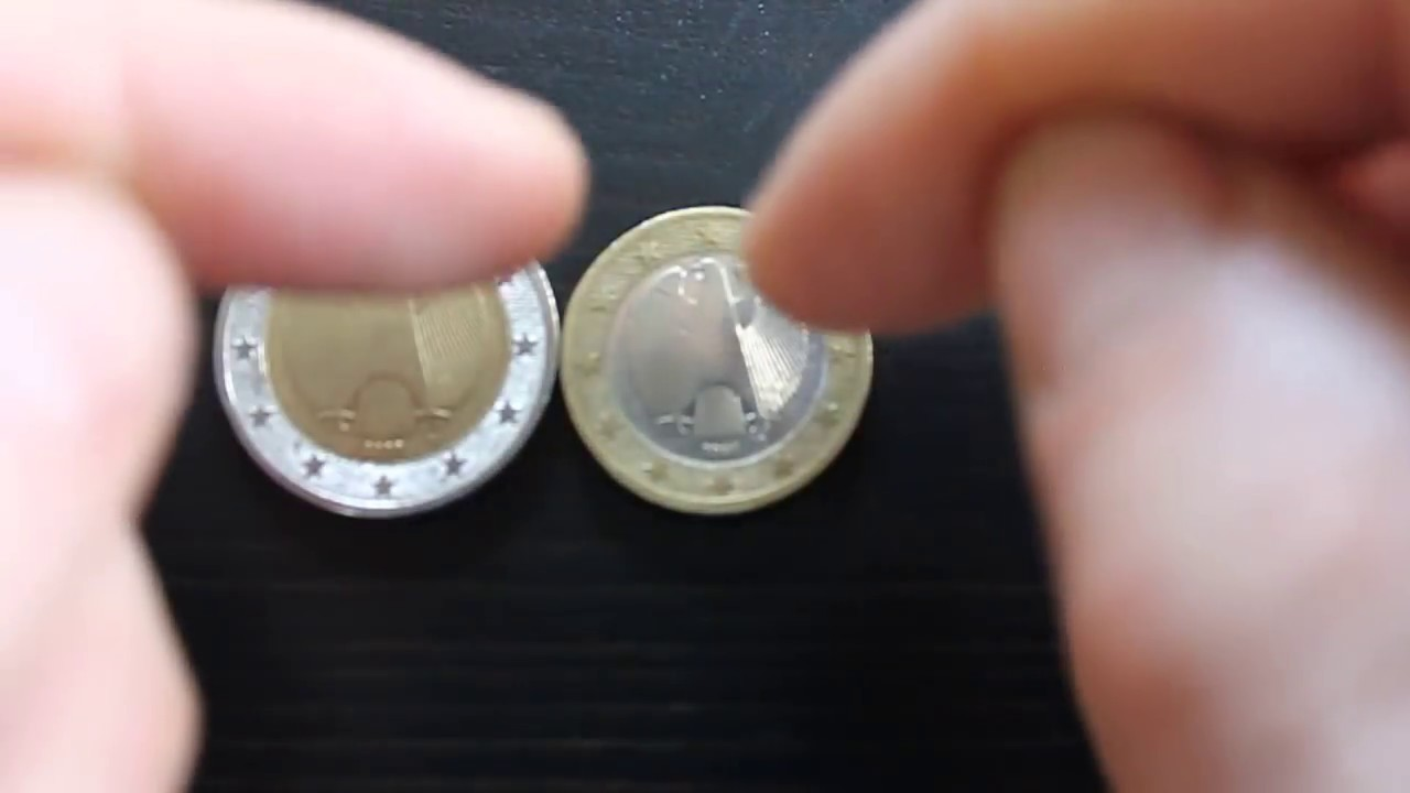 Ebay 1 Euro 500 For 1 Super Rare Euro Error Coins What To Look For When You Are In Europe