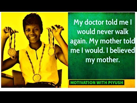 Nothing Is Impossible !! Incredible True Life Story of Wilma Rudolph !! MUST Watch