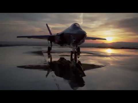 F35 Lightning II Tribute (HD)