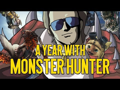 A Year with Monster Hunter: World thumbnail