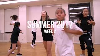 Stacie Webster Summer 2017 Jazz Boot Camp   Week 2   Guest Artist Soraya Lundy