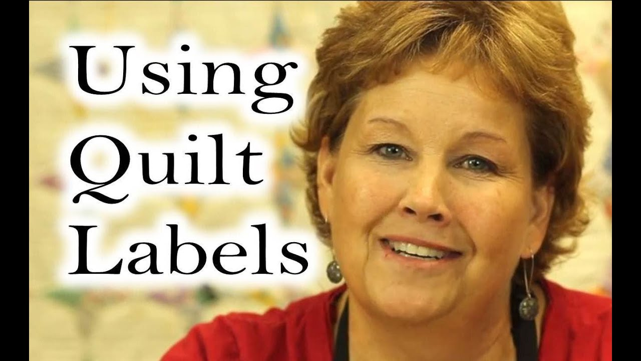 photograph relating to Printable Quilt Labels identify Customize Your Quilt Having Quilt / Applique Labels