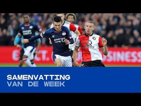 HIGHLIGHTS | Feyenoord - PSV