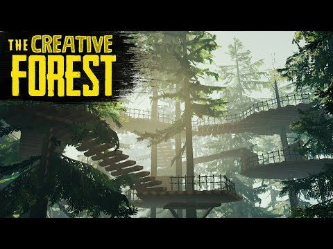 EWOK VILLAGE! The Forest Creative