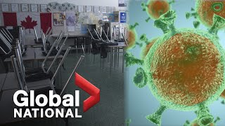 Global National: Aug. 12, 2020 | Concerns mounting over ventilation in older schools amid pandemic