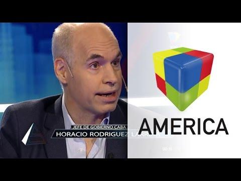 La confesión del jefe de gobierno porteño Horacio Rodríguez Larreta