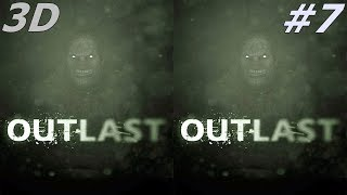 Outlast 3D VR box TV Side by Side SBS google cardboard video # 7