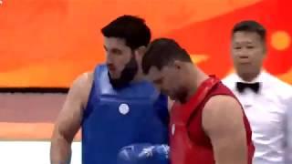 Daniel Ghita (K1 Legend) returns to amateur Wushu