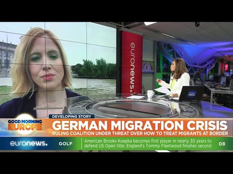 Germany migration crisis