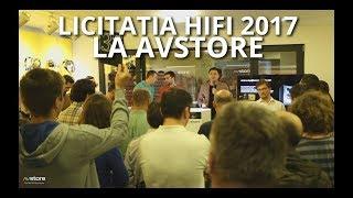 Licitatia HiFi 2017 la AVstore