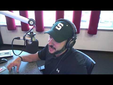 Valenti Show - Mike Talks MSU Victory Over Michigan