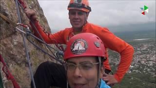 Ruta Extrema Escalando en la Peña de Bernal (Trailers)