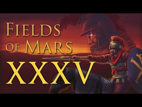 Fields of Mars #35 | Confidence and Caution | TW Attila Roman Britain NLP
