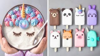 Making Cute Cake Decorating Design Ideas | Amazing Birthday Cake Decorating Tutorials