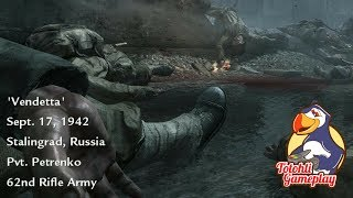 Call of Duty: World at War - Vendetta (No Commentary)