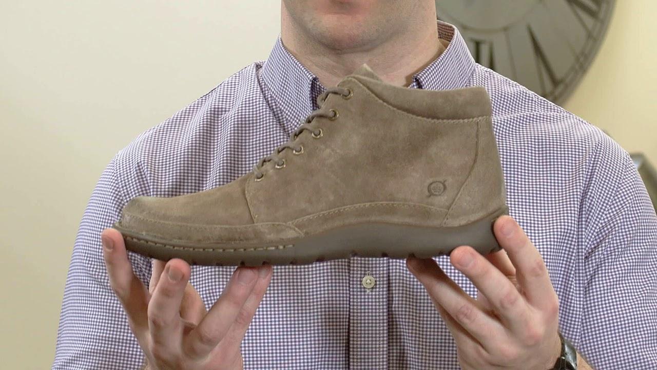 3dad4f403ac Born Nigel Boot in Black - Born Mens Boots on Bornshoes.com