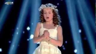 Amira Willighagen - Ave Maria. Mam Talent [NAPISY PL] Video