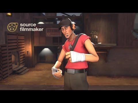 Source Filmmaker : สอนเบื้องต้นเท่าที่ตัวเองรู้ Ep.1