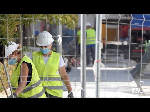 VÍDEO: Lucena en obras: En los próximos meses comenzarán actuaciones valoradas en casi 2 millones de euros
