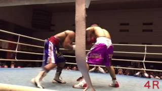 エディオンアリーナで開催された第60回風間ボクシング オンテックス杯 ...