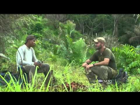 Ed Stafford Completes His Journey