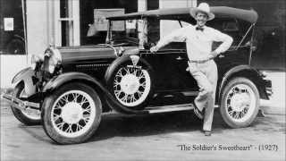 Watch Jimmie Rodgers The Soldiers Sweetheart video