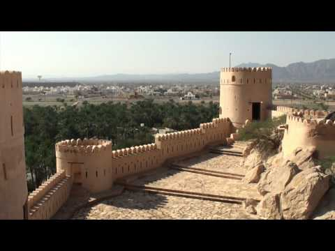 The fort of Al Nakhal (Oman / سلطنة عمان)