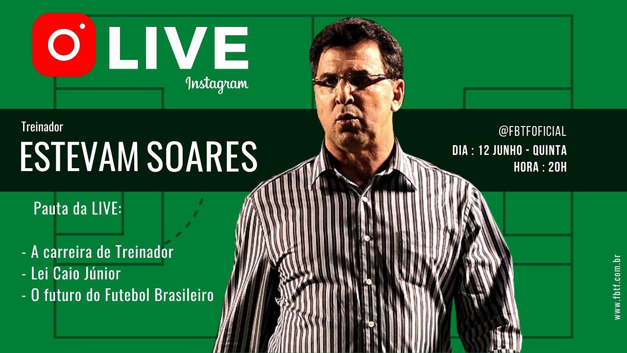 Estevam Soares x FBTF LIVE