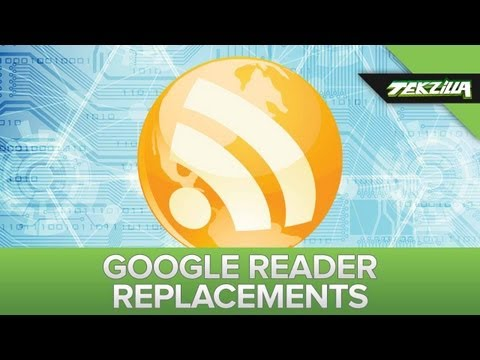 Google Reader Replacements