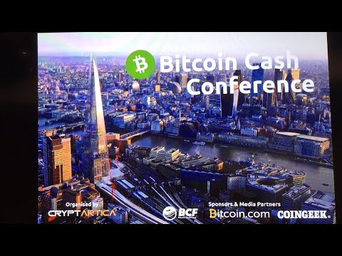 London Bitcoin Cash Conference Panel