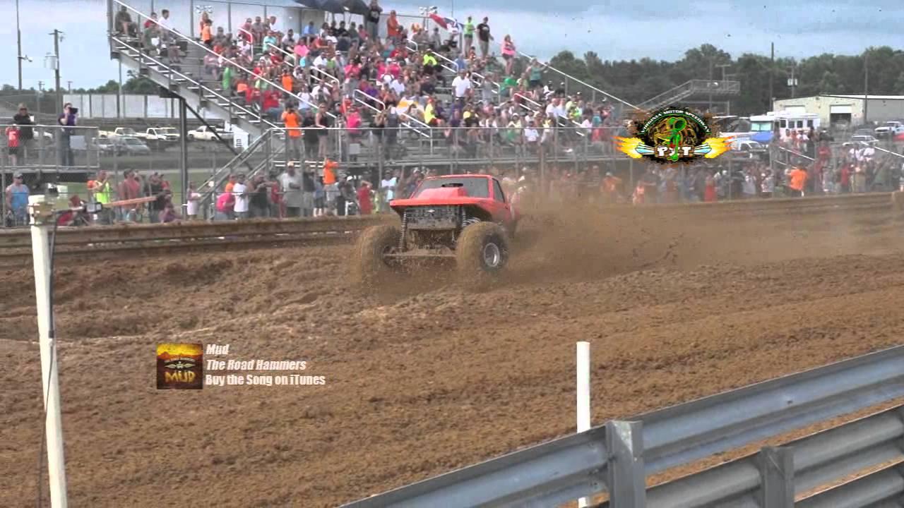 5th Annual Down & Dirty Mud Mayhem Mud Bog June 21, 2014