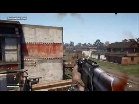 COD Player Plays Far Cry 4  