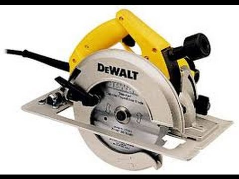 How to change a circular saw blade youtube greentooth Gallery
