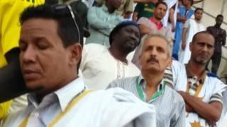 موريتانيا فرحة فوز منتخب الشباب على الجزائر 2   0