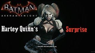 Batman Arkham Knight - Harley Quinn shoots Robin at Panessa Studios!
