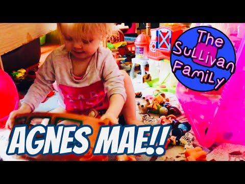 Agnes Mae  A little  of Agnes  Introducing the Sullivan Kids