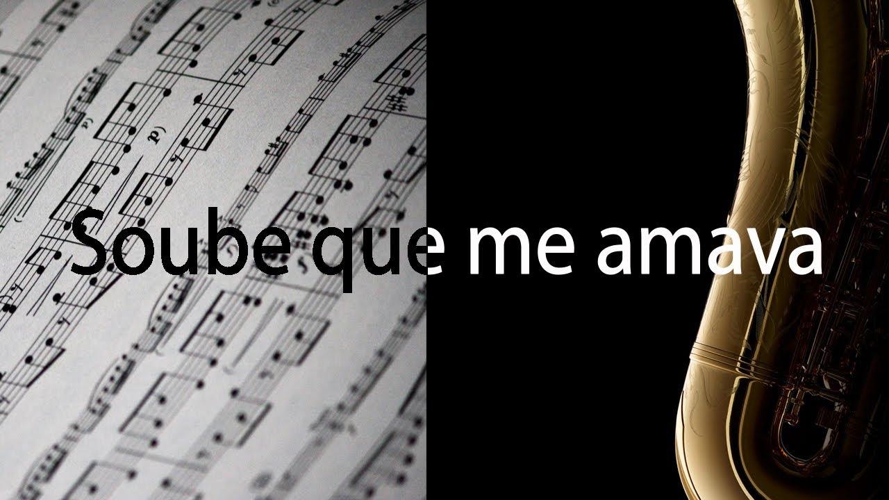 MUSICA ME BARROS ALINE PLAYBACK SOUBE DA QUE BAIXAR AMAVA